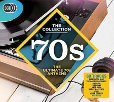70s : THE COLLECTION (Best Of) 3 CD SET (2016)