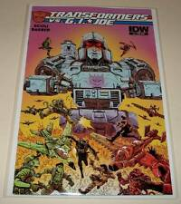 The TRANSFORMERS Vs. G.I. JOE # 1  IDW Comic 2014  NM  SUBSCRIPTION VARIANT