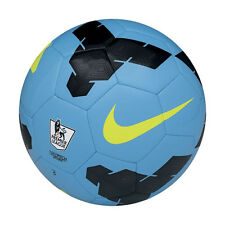 NIKE T90 Total 90 LEAGUE EPL  Soccer Ball  2013 NEW Blue / Black / Yellow Size 3