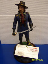 George Armstrong Custer Civil War Commanding Images Vanmark Collectible Figurine