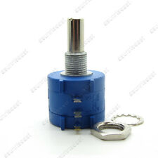 3590S-2-104L 100K Ohm Rotary Wirewound Precision Potentiometer  Pot 10 Turn