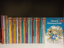 Disney's Wonderful World Of Reading - 51 Books Collection! (ID:38258)