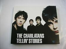 CHARLATANS - TELLIN' STORIES - 2CD LIKE NEW CONDITION 2012