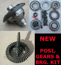 "8"" Ford Trac-Lock Posi - Gear - Bearing Kit Package - 3.55 Ratio - 8 Inch NEW"