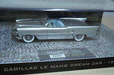 "Cadillac LE MANS dream car 1953 ""American dream cars"" Minichamps 437 148230 1:43"