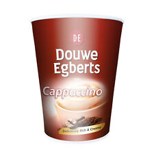 150 x WHOLESALE BOX In Cup Incup 2GO Drinks 12oz Douwe Egberts Cappuccino Coffee