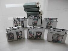 Vintage Lighters, Pin Up Girls, New In The Box, OLD stock