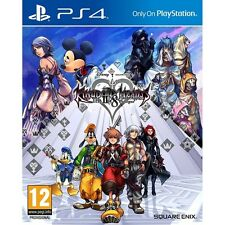 Kingdom Hearts HD 2.8 Final Chapter Prologue PS4 Game - Brand new!