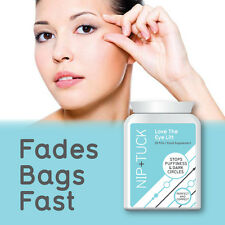 NIP & TUCK LOVE THE EYE LIFT STOPS PUFFINESS & DARK CIRCLES PILLS - FADES BAGS