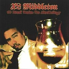100 Proof Music: The Alcothology by XL Middleton (CD, 2006, Crown City...
