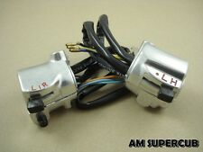 HONDA CB100 CL100 SL100 CB125 CB125S HANDLE SWITCH L/R  //  Aftermarket Part