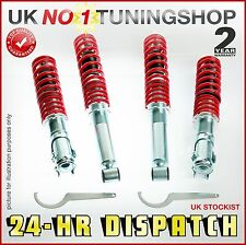 COILOVER BMW E46 ADJUSTABLE SUSPENSION KIT + TOP MOUNTS FRONT AND REAR