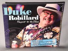 CD DUKE ROBILLARD Passport to the Blues NEW MINT SEALED