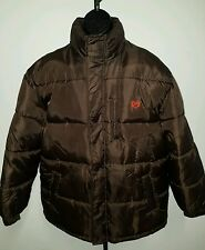 Phat Farm Vintage Jacket Parka Puffy Mens Large