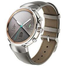 BRAND NEW! ZenWatch 3 1.39-Inch Smart Watch Silver with Beige Leather Strap