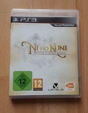 Ni No Kuni: Der Fluch der weißen Königin (Sony PlayStation 3, 2013, DVD-Box)