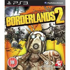 PS3 game ***** BORDERLANDS 2 ***** new sealed