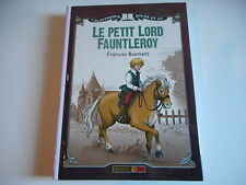 LE PETIT LORD FAUNTLEROY - FRANCES BURNETT - BIBLIOTHEQUE ROUGE ET OR