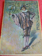 STEPPING STONES 1924 GLOBE THEATRE PROGRAM FRED STONE JEROME KERN