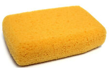 "4x Cleaning Sponge Scrub Car Window Glass Waxing Polish Foam 6x4"" THICK Quality"