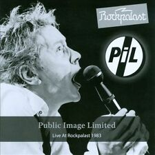 Live at Rockpalast, 1983 by Public Image Ltd. (CD, Jan-2012, Made in Germany)