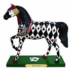 *NEW IN BOX* Trail of the Painted Ponies 4034630 BLACK JACK Horse Figurine