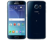 DOCOMO SAMSUNG SC-05G GALAXY S6 ANDROID 5.0 SMARTPHONE UNLOCKED BLACK NEW PHONE