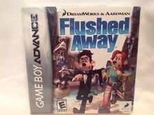 Flushed Away (Nintendo Game Boy Advance, 2006) Brand NEW & Sealed! T83
