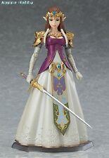 Good Smile The Legend of Zelda figma Zelda Twilight Princess Ver [PRE-ORDER]