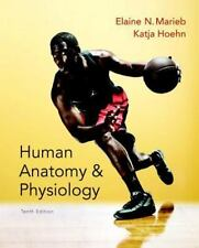 Human Anatomy and Physiology, by Marieb,10th Books a la Carte Edition