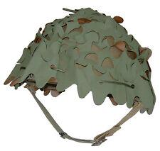 AB Französischer Stahlhelm M51 Stahl Helm Frankreich Oliv Neuwertig