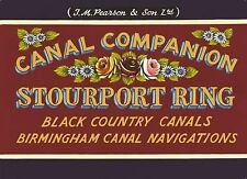 Pearson's Canal Companion, Stourport Ring: Black Country Canals & Birmingham Can