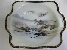 Vieux chinois Bol De Porcelaine Rarité ca. 12cm