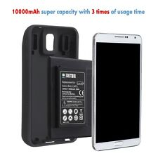 IBESTWIN Samsung Galaxy Note 3 10000mah Extended Battery + TPU Case Cover + NFC