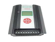 Hybrid Wind Solar Charge Controller 400W Regulator,12VDC, wind charge controller
