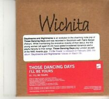 (DR104) Those Dancing Days, I'll Be Yours - 2011 DJ CD