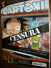 Cartoni.Censura,Superchicche,Gormiti, Nabari,Catch Bell,Hellboy,Bolt,Soul eater