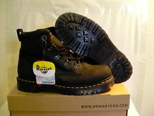 Dr marten's boots holkham blacks size 8 us new with box
