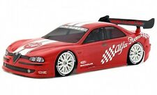 1:10 Body / Karosserie HPI 7410 Alfa Romeo 156 (clear +decals )