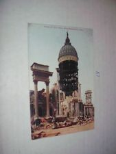 SAN FRANCISCO CALIFORNIA EARTHQUAKE RUINS OF CITY HALL HS Crocker Sacramento