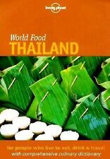 Lonely Planet World Food Thailand, Cummings, Joe, Good Book