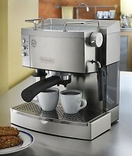Espresso Cappuccino Machine Coffee Maker Expresso Latte Frother Self Priming New