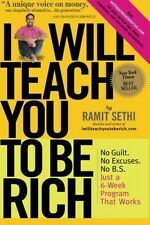 I Will Teach You To Be Rich, New, Free Shipping