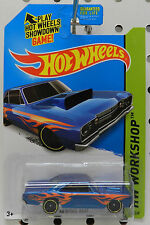 DART SS SUPER STOCK 1968 HEMI BLUE GTS MOPAR DRAG RACE DODGE BOYS HW HOT WHEELS