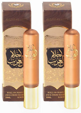 2 Ahlam Al Arab By Ard Al Zaafaran Fruity Spicy Woody Amber Perfume Oil 10ml