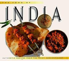 Food of India (H) (Food of the World Cookbooks)
