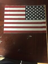 American Flag  18/12 Inches