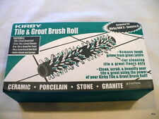 Kirby Tile & Grout Brush Roll with Cleaner, Pre-Treat and Fluffer Shield 237113