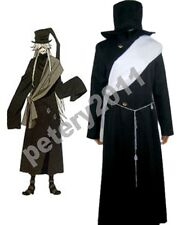 Custom-made Black Butler Kuroshitsuji Grim Reapers Undertaker Cosplay Costume