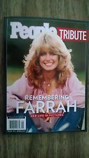 PEOPLE TRIBUTE MAGAZINE 2009 FARRAH FAWCETT HER LIFE IN PICTURES